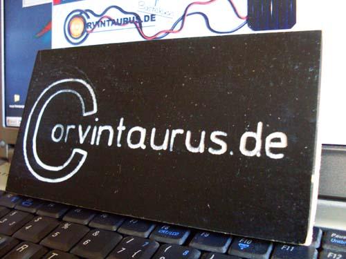 fanpost für corvintaurus.de