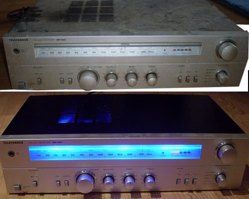 Telefunken RR 100